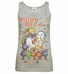 Ladies Rainbow Brite And Sprites Vest