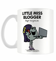 Little Miss Blogger Mug