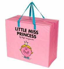 Little Miss Princess Large Storage Bag
