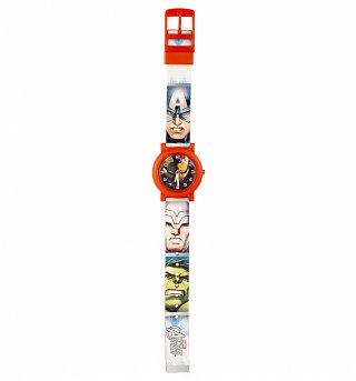 Marvel Avengers Quartz Watch