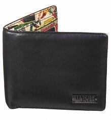 Marvel Comics Characters Inside Print Wallet