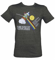 Men's Dark Side Of The Button Moon T-Shirt