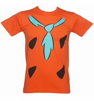Men's Fred Flintstone Costume T-Shirt