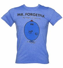 Men's Mr Forgetful Mr Men T-Shirt