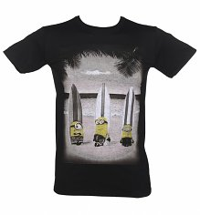 Men's Surfing Minions T-Shirt