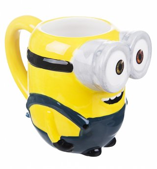 Minions 3D Bob Mug With Scented Charm