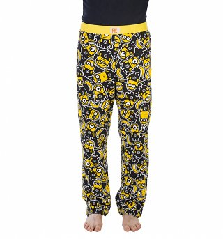 Minions All Over Print Lounge Pants