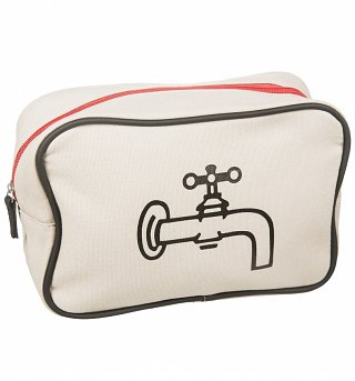 Monopoly Water Works Wash Bag