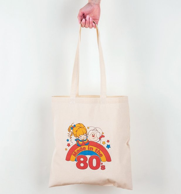 An image of Rainbow Brite Made In The 80s Tote Bag