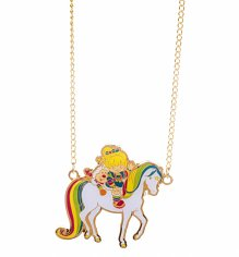 Rainbow Brite Necklace