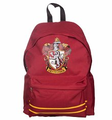 Red Harry Potter Gryffindor Backpack