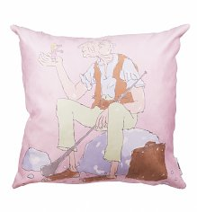 Roald Dahl BFG 40cm Feather Filled Cushion