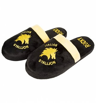 Rocky Italian Stallion Slip On Slippers
