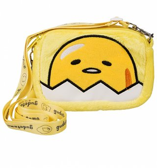 Sanrio Gudetama Mobile Shoulder Pouch Bag
