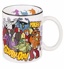 Scooby-Doo Ghosts And Ghouls Mug