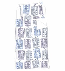 Single Doctor Who TARDIS All Over Print Duvet Cover Set from BBC Worldwide