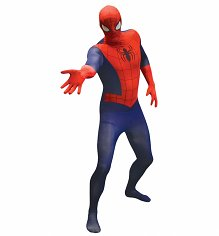 Spider-Man Marvel Comics Morphsuit