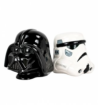 Star Wars Darth Vader And Stormtrooper Book Ends