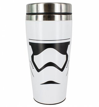 Star Wars Episode VII Stormtrooper Travel Mug