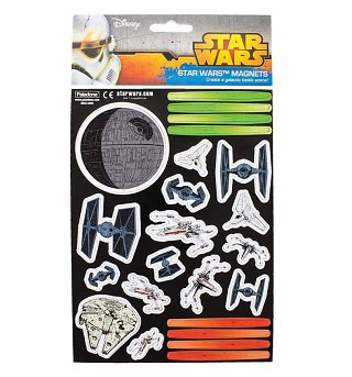 Star Wars Laser Beam Fridge Magnets
