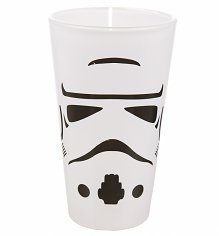 Star Wars Stormtrooper Pint Glass