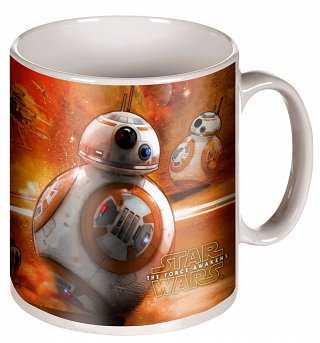 Star Wars VII The Force Awakens BB-8 Mug