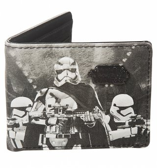 Star Wars VII The Force Awakens Captain Phasma Outside Print Wallet