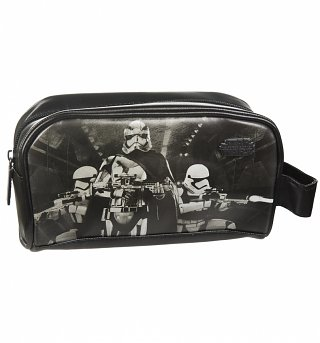 Star Wars VII The Force Awakens Captain Phasma Wash Bag