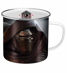 Star Wars VII The Force Awakens Kylo Ren Enamel Mug