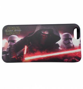 Star Wars VII The Force Awakens iPhone 6 Case