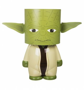 Star Wars Yoda Look A Lite Lamp