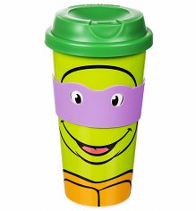 Teenage Mutant Ninja Turtles Donetello Travel Mug