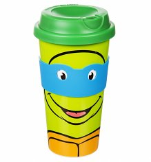 Teenage Mutant Ninja Turtles Leonardo Travel Mug