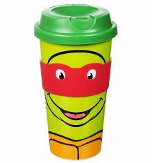 Teenage Mutant Ninja Turtles Raphael Travel Mug