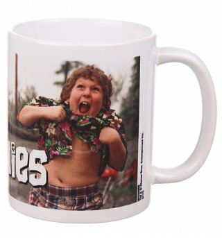 The Goonies Chunk Doing The TruffleShuffle Mug