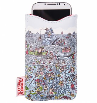 Where's Wally Phone Case