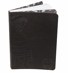 Where's Wally Premium Embossed Notebook