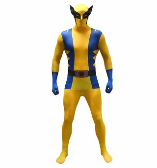 Wolverine Marvel Comics Morphsuit