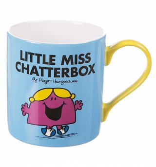 Boxed Little Miss Chatterbox Mug