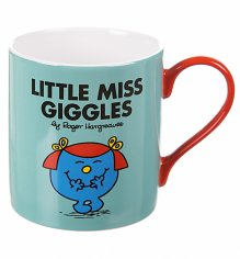Boxed Little Miss Giggles Mug