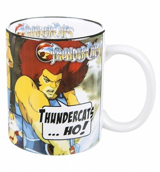 Boxed Thundercats Comic Mug