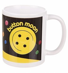Button Moon Boxed Mug