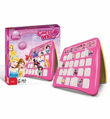 Disney Princess Guess Who Game Set