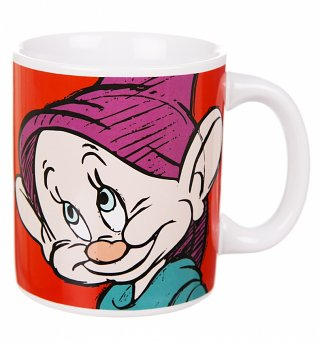 Disney Snow White And The Seven Dwarfs Dopey Mug