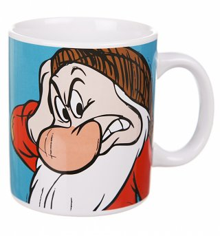 Disney Snow White And The Seven Dwarfs Grumpy Mug