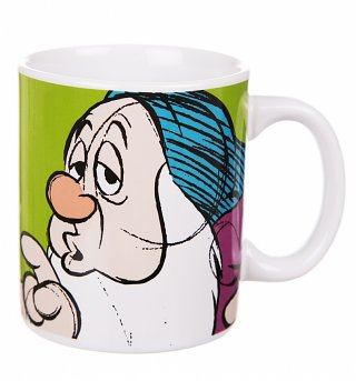 Disney Snow White And The Seven Dwarfs Sleepy Mug