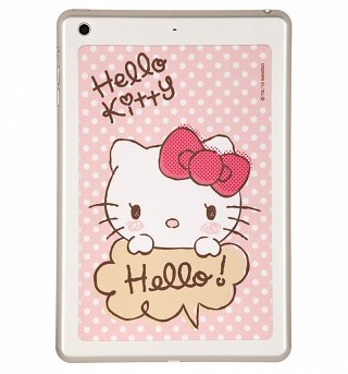Hello Kitty 'Hello' Tablet And Laptop Screen Cleaner from Stickems