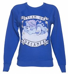 Ladies Care Bears Dream On Dreamer Sweater