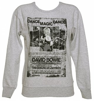 Ladies Dance Magic Dance Labyrinth Poster Lightweight Sweater