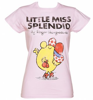 Women's Little Miss Splendid T-Shirt